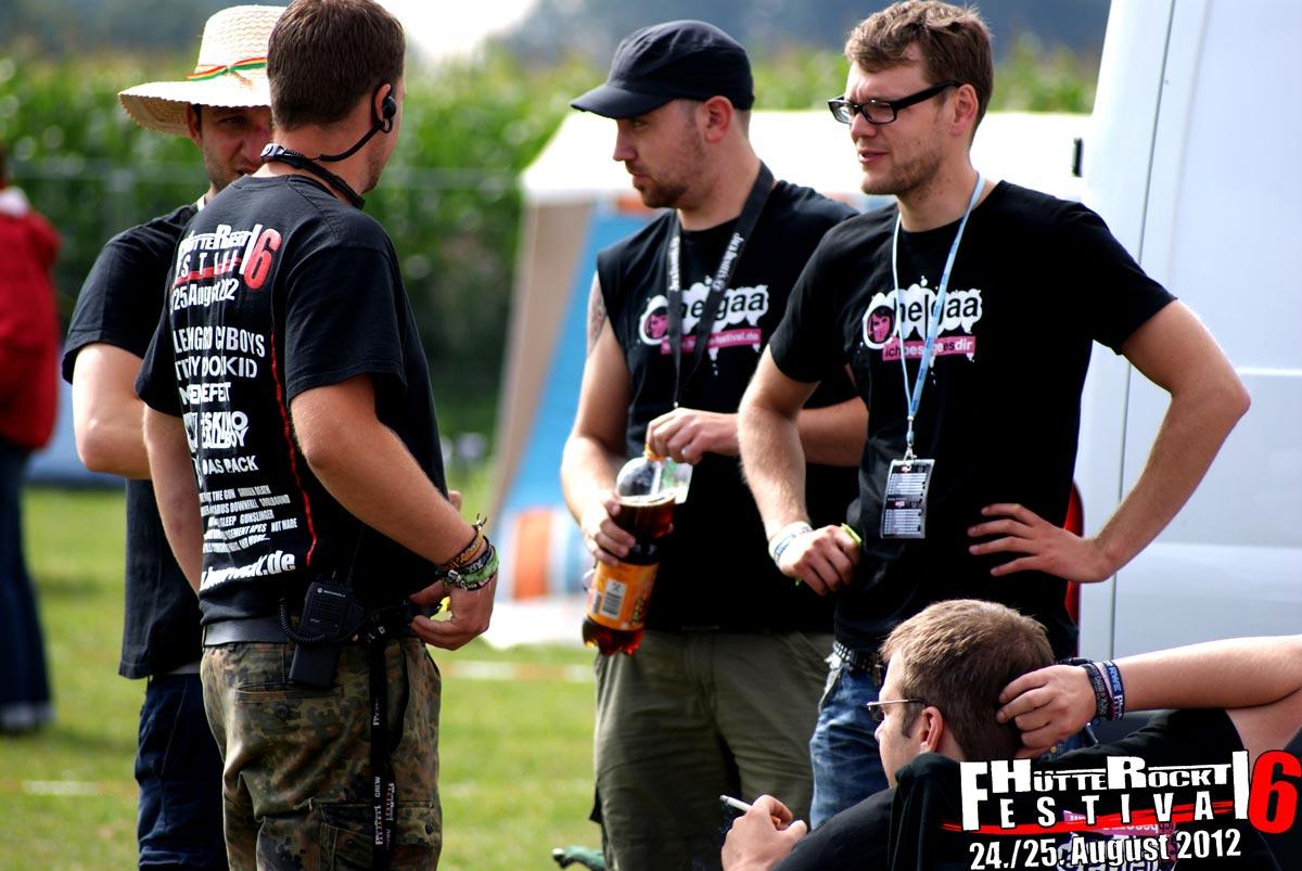 Festival 2012 Crew