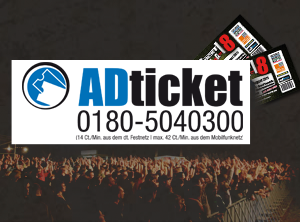 20 € KATZE-IM-SACK-Tickets!