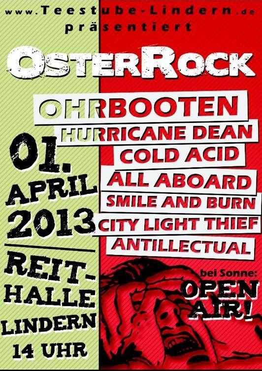 Osterrock Festival 2013